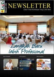 Newsletter edisi smtr II/2013