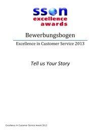 Bewerbungsbogen - IQPC.com
