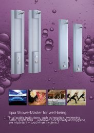 Product flyer - Iqua