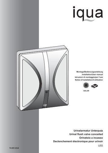 installation - iqua.ch