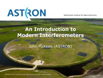 An Introduction to Modern Interferometers