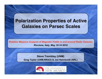 Polarization Properties of Active Galaxies on Parsec Scales