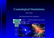 Simulating Magnetic Fields in Clusters of Galaxies