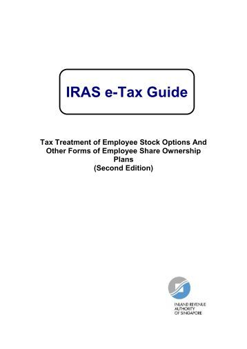 Employee stock options iras