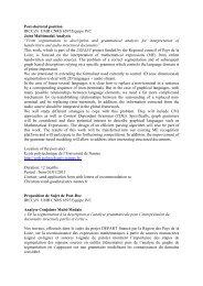 Proposition de Sujet de Post_DEPART2013 - IRCCyN