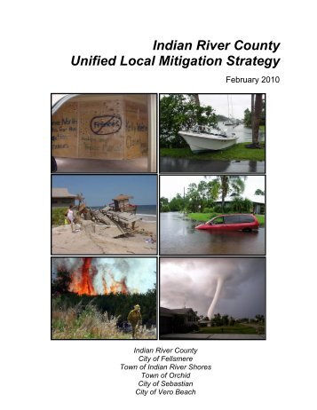 Indian River County Unified Local Mitigation Strategy