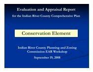 Conservation Element - Indian River County