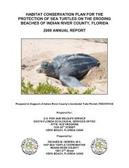 2009 - Indian River County