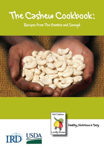 The Cashew Cookbook: - International Relief & Development