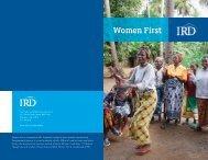 Women First - International Relief & Development