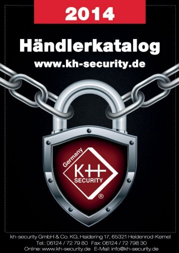 kh-security Katalog Deutsch - 2014 (web).pdf