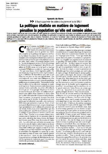 Bourse Plus.pdf - IREF