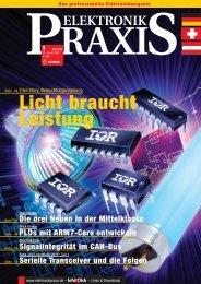 Licht braucht Leistung - International Rectifier