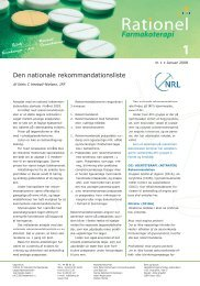 Rationel - Institut for Rationel Farmakoterapi
