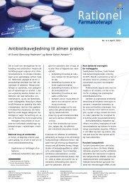 Rationel - Institut for Rationel Farmakoterapi