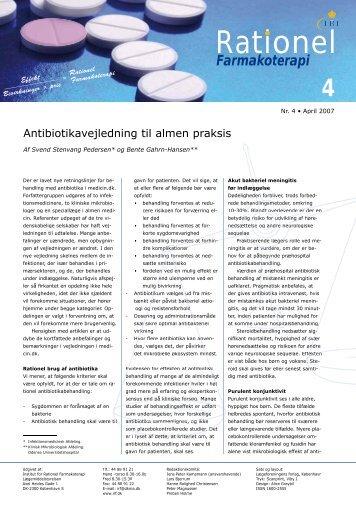 rationel farmakologi