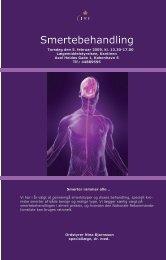 Smertebehandling - Institut for Rationel Farmakoterapi