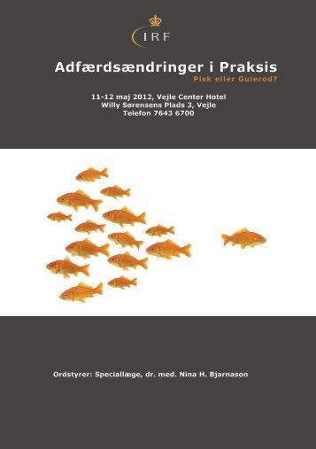 Adfærdsændringer i Praksis - Institut for Rationel Farmakoterapi