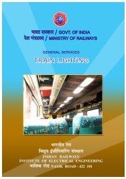 Cover - Train Lighting - Indian Railways Institute of Electrical ...