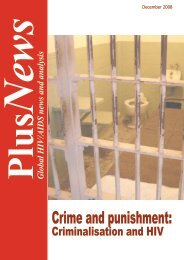 Crime and punishment: - IRIN
