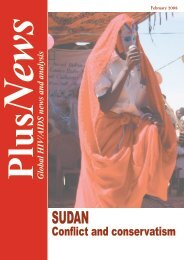 SUDAN: Conflict and conservatism - IRIN