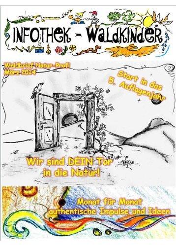 Infothek Waldkinder - GRATIS Anleitungen -