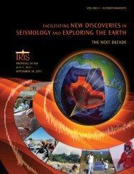 Download Volume II Accomplisments (28 Mb pdf). - IRIS