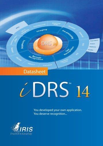 Download datasheet - IRIS