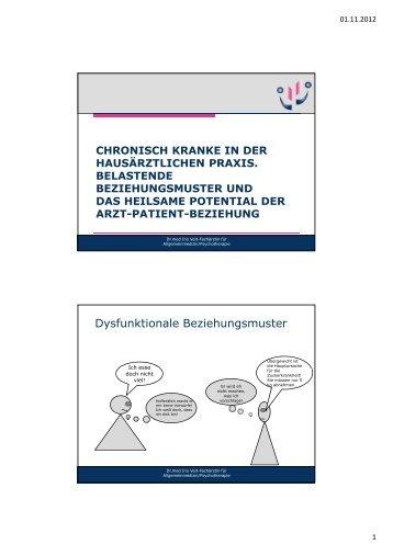 Der Vortrag als PDF - Dr. med. Iris Veit