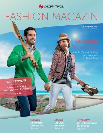 FASHION MAGAZIN 2014