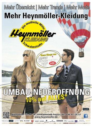 Mehr Heynmöller Kleidung