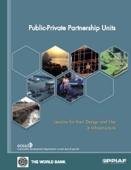World Bank Public-Private Partnership Units - Indian Railways ...