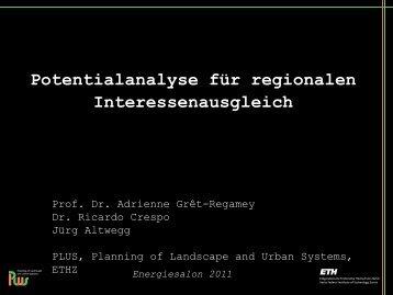 Prof. Dr. Grêt-Regamey