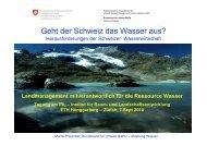Referat Dr. Martin Pfaundler - Institut für Raum