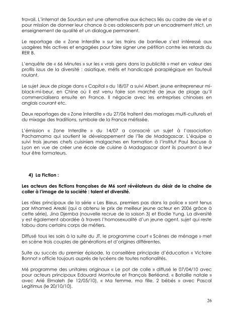 edition - janvier 2010 - Club Averroes