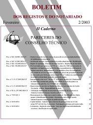 Caderno nº 2 - Instituto dos Registos e Notariado