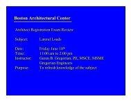 Boston Architectural Center - Ironwarrior.org