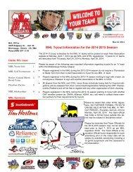 March 2014 E-Newsletter