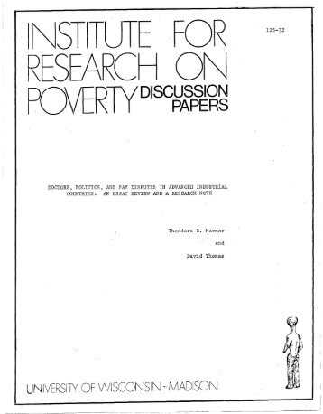 Full text: 1.48 MB - Institute for Research on Poverty - University of ...