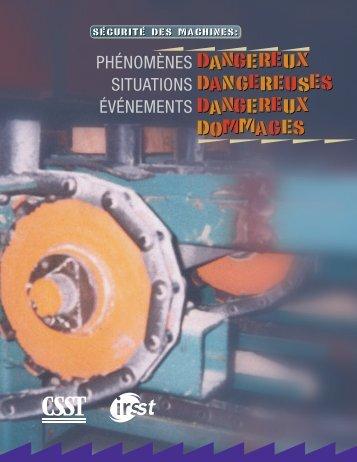 PHÉNOMÈNES SITUATIONS ÉVÉNEMENTS - Irsst