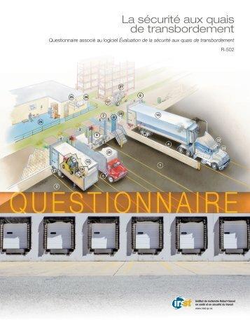 Questionnaire - Irsst