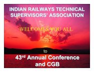 Annual Conference and CGB - Irtsa.net