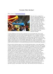 South African Medical Journal, Vol 100, No 4 (2010) - International ...