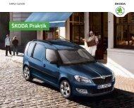 Åkoda Praktik Katalog (PDF) - DHT Automobile