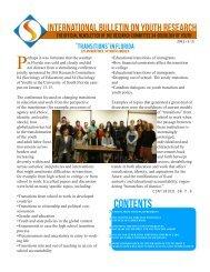 contents - International Sociological Association