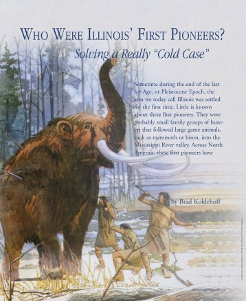 """Solving a Really """"Cold Case"""" - Illinois State Archaeological Survey ..."""