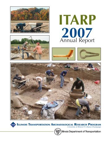 Downoald the 2007 Annual Report - Illinois State Archaeological ...