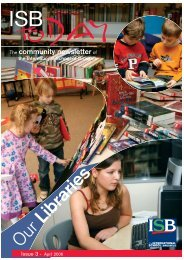 Our Libraries - International School of Brussels