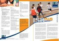 ISBplus 1 - International School of Brussels