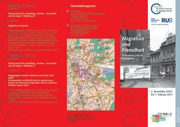 Migration und Fremdheit - Haus der Geschichte des Ruhrgebiets ...